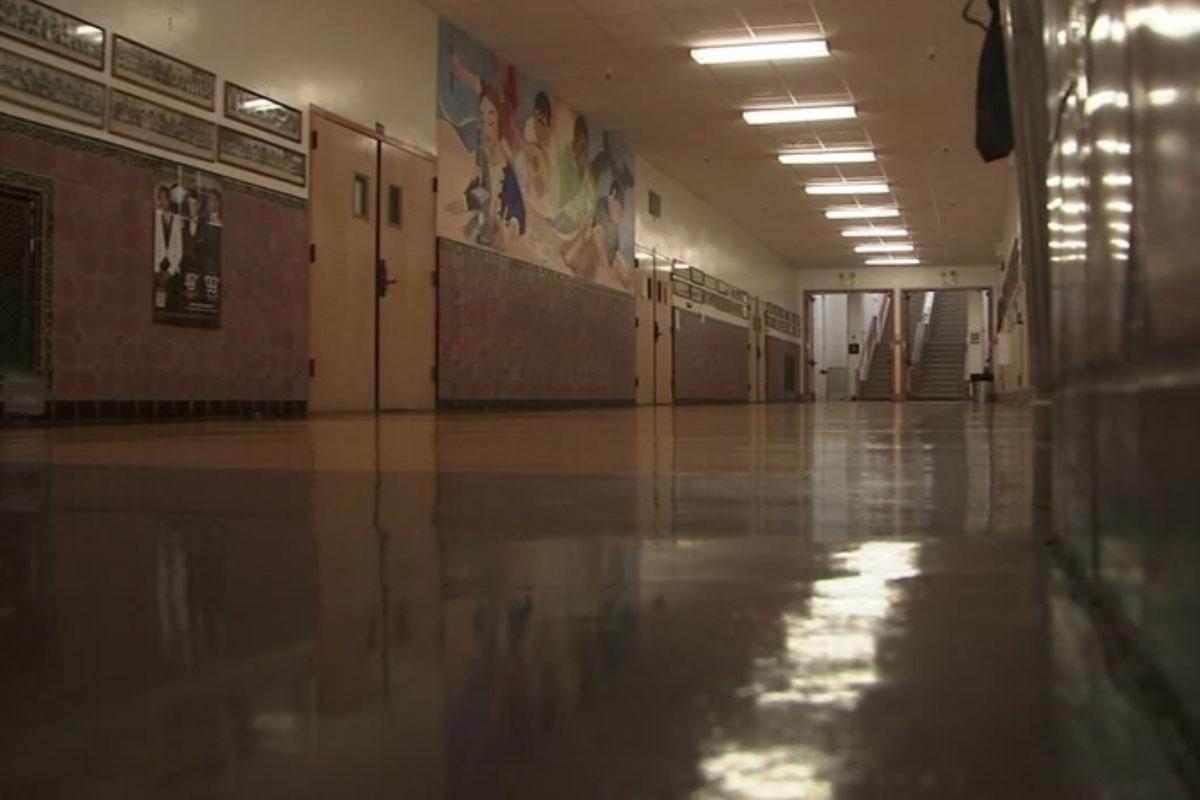 closed school 073021
